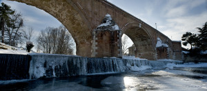 cesena, ponte-vecchio-ghiacciato